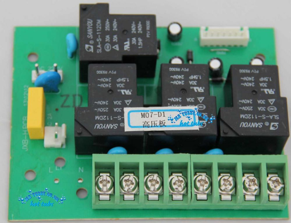 Monalisa MN07D1 High Voltage Relay Board